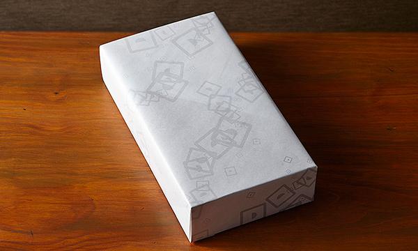 HITOTSUの優雅な「じわもん」セットの包装画像
