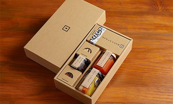 HITOTSUの優雅な「じわもん」セットの箱画像