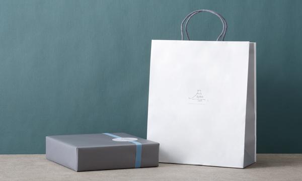 鎌倉倶楽部 茶寮 JAPAN TEAの紙袋画像