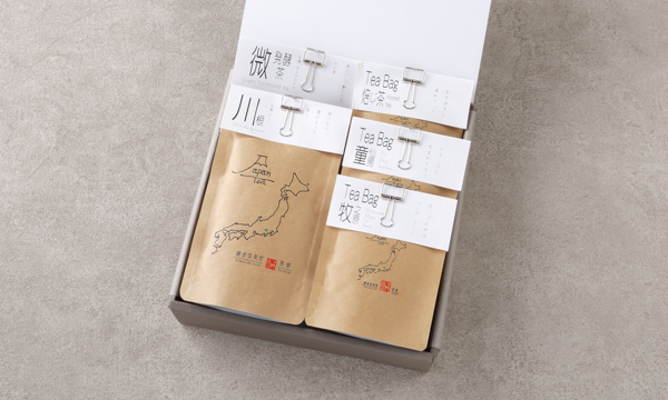鎌倉倶楽部 茶寮 JAPAN TEAの箱画像