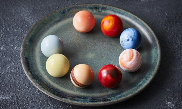 惑星の輝き8個入りの内容画像
