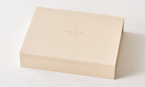 【MAIAM WINES】Etoile(フランス5大ワイン赤白5本セット)の包装画像