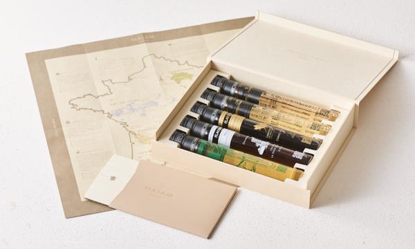 【MAIAM WINES】Etoile(フランス5大ワイン赤白5本セット)の箱画像