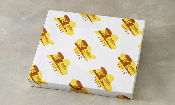 ロシアケーキの包装画像