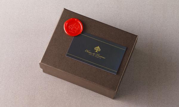 Marron glacéの包装画像
