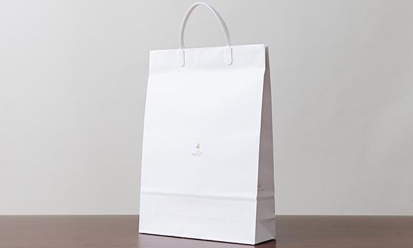 リーフパイの紙袋画像