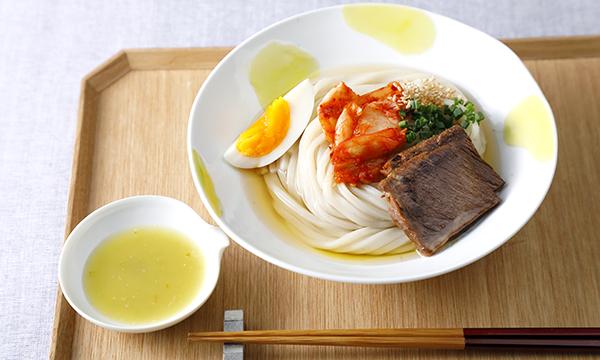 別府冷麺ギフト4食セットの内容画像