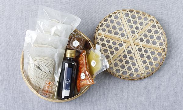別府冷麺ギフト4食セットの箱画像