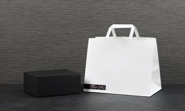 カヌレギフトセットの紙袋画像