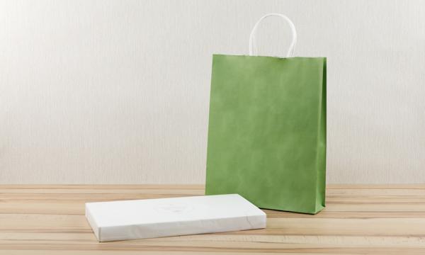 自然派プレミアムソーセージセットの紙袋画像