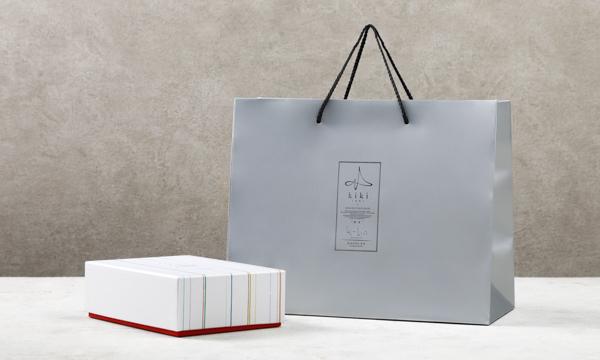 kiki台湾烏龍茶2本セットの紙袋画像