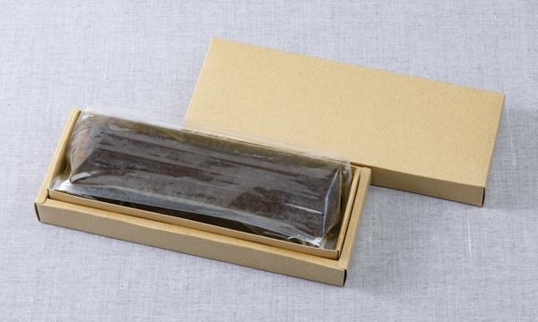 ブランデーケーキ「カルヴァドス×抹茶」 花蝶×高山浩二の箱画像
