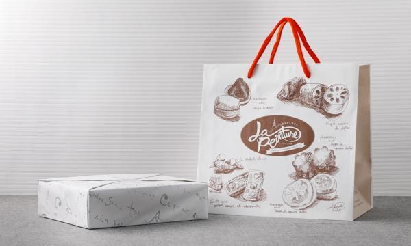 アンサンブル・ドゥ・金澤 12個入の紙袋画像