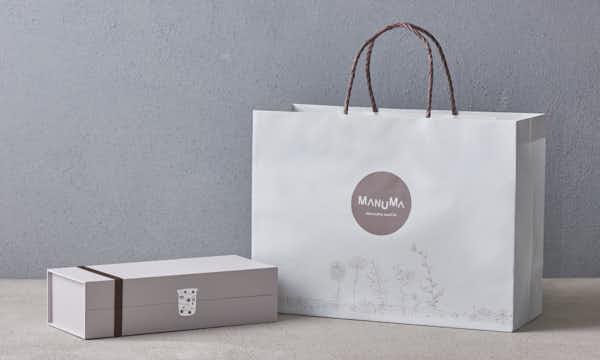 マヌマグラノナッツ(100g×4種セット)の紙袋画像