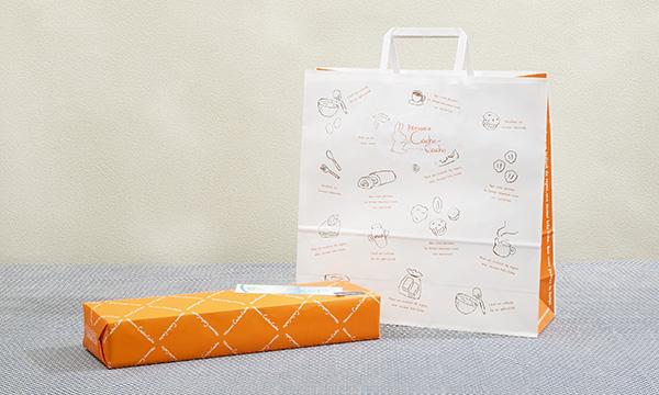 涼菓くずきり風ジュレⓇの紙袋画像