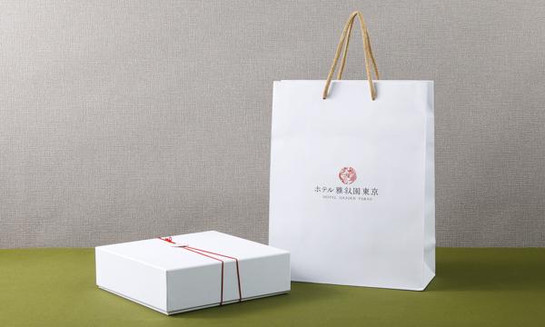 焼き菓子ギフト 彩 iro-doriの紙袋画像