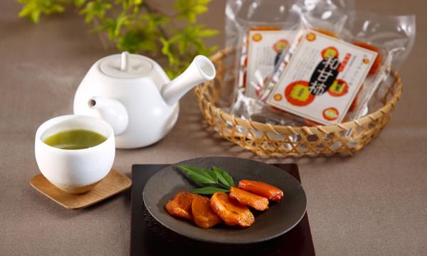 和甘柿(わかんし)4袋セットの内容画像