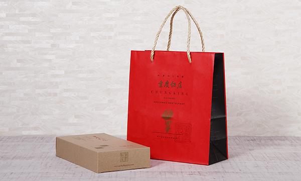 鳳梨酥(ホウリンス)8個入の紙袋画像