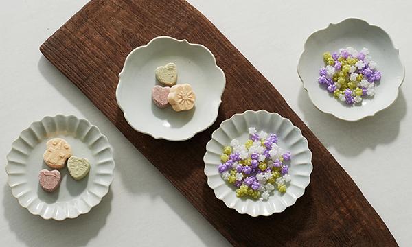 亀久堂・吉野葛御干菓子詰合せ2段重の内容画像