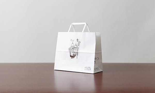パウンドケーキの紙袋画像