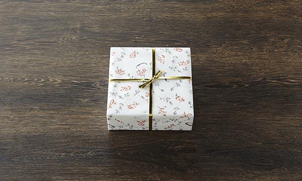 パウンドケーキの包装画像