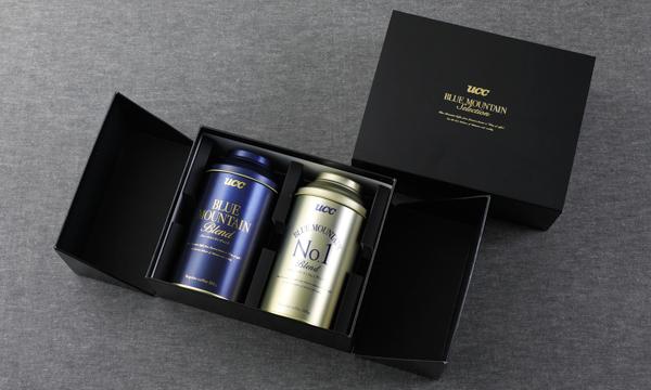 ブルーマウンテンセレクション レギュラーコーヒーの箱画像