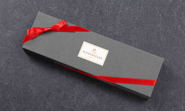 【ニーダーエッガー】マジパン・アソート ギフトボックスの包装画像