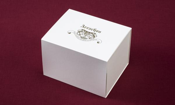 焼き菓子(デュネット)の包装画像