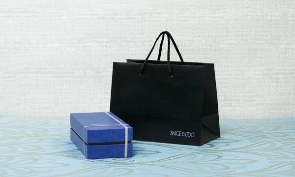 梅月堂 ガトー・ショコラ・クラシックプレミアムの紙袋画像