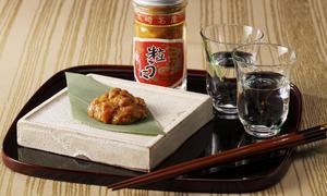 壱岐水産 粒うに塩ギフトセット(2本)