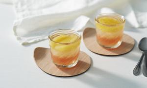 【オステリア サクラ】グレープフルーツ&オレンジゼリー 6個入り