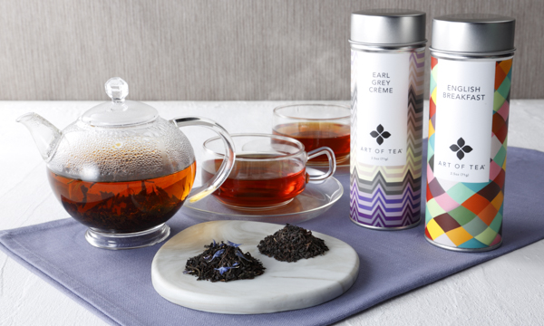 アートオブティー有機紅茶セット2本入りの内容画像