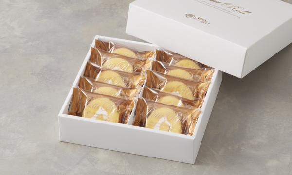 堂島プティロール 10個入の箱画像