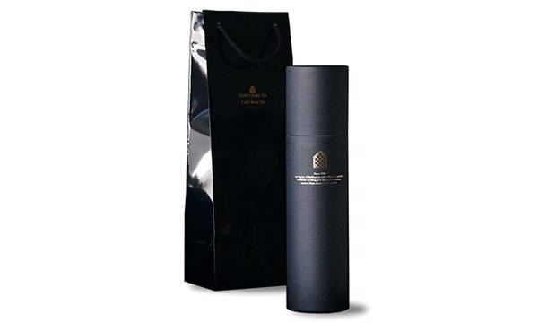 WHITE NOBLE TEA Cold Brew Tea  和紅茶 日本茶AWARD受賞茶園茶葉使用の紙袋画像