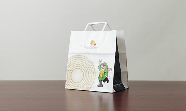 メロンバーム プレミアムの紙袋画像