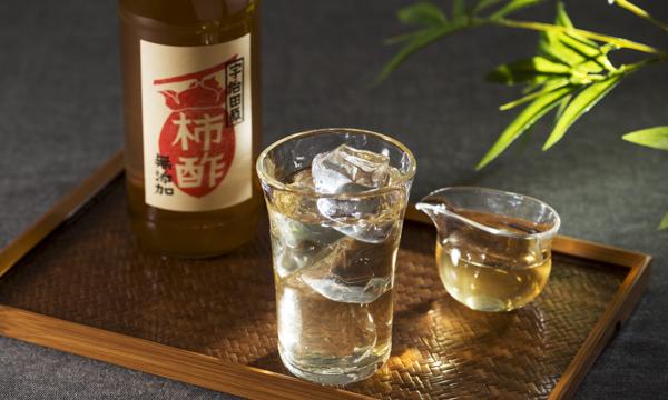 京都むく屋の柿酢の内容画像