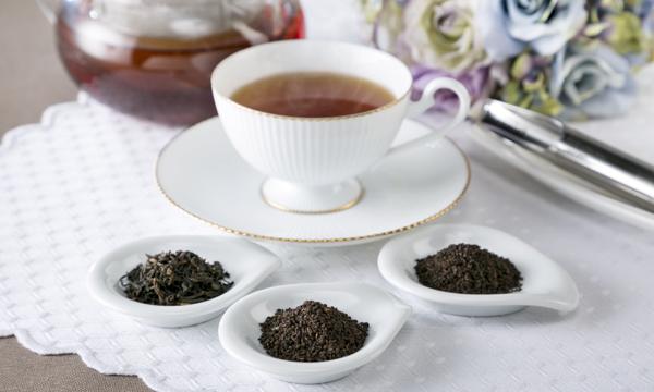 ベノアおすすめ紅茶セットの内容画像