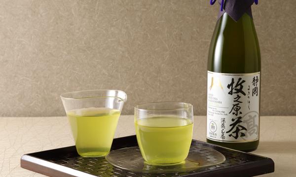 牧之原の雫茶(720ml桐箱入り)の内容画像