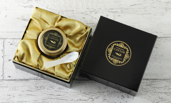 Homemade Caviarの箱画像