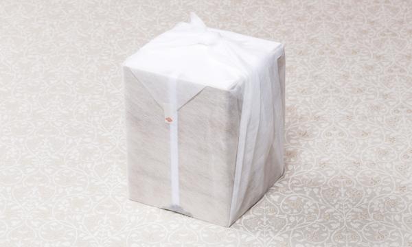 ほうじ茶ぷりんの包装画像