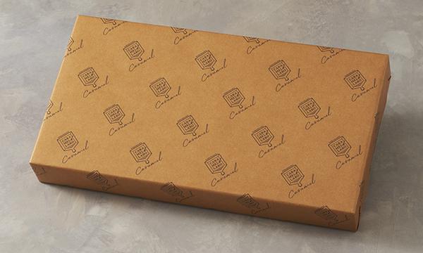 横浜キャラメルラボ 焼き菓子ギフトセットAの包装画像