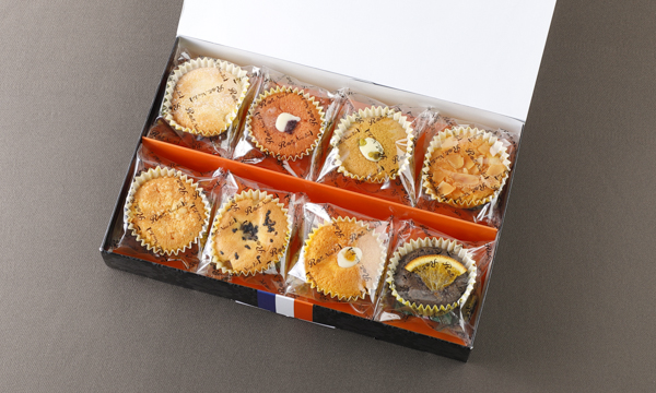 ロールズニューヨーク カップケーキの箱画像