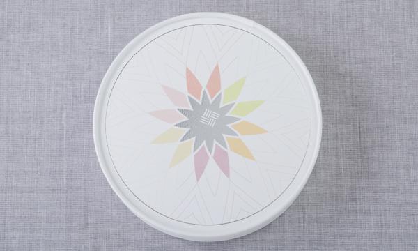 セミドライフルーツ彩りボックスの包装画像