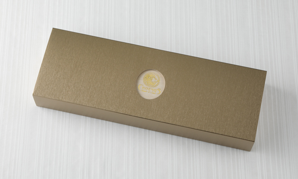 花咲くお茶 康藝銘茶(5種)桐箱セットの包装画像