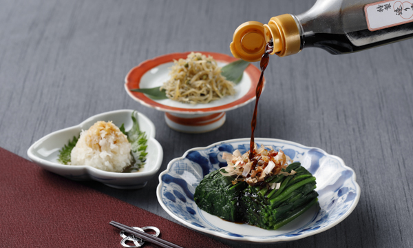 銀座よし澤 特選調味料おもたせの内容画像