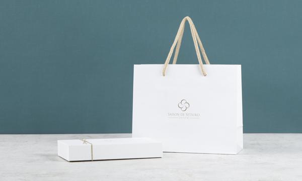 季節のショコラの紙袋画像