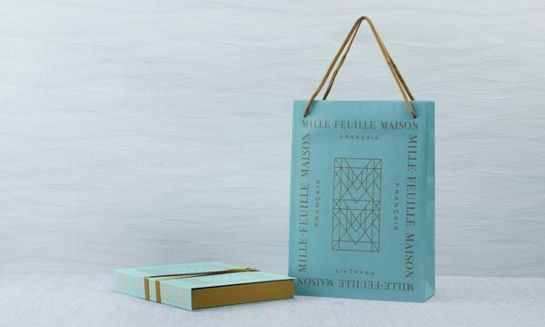 ミルフィユ スペシャリテの紙袋画像
