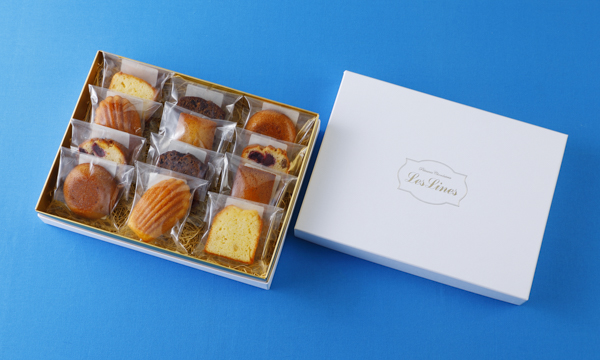 焼き菓子詰め合わせ(中)の箱画像