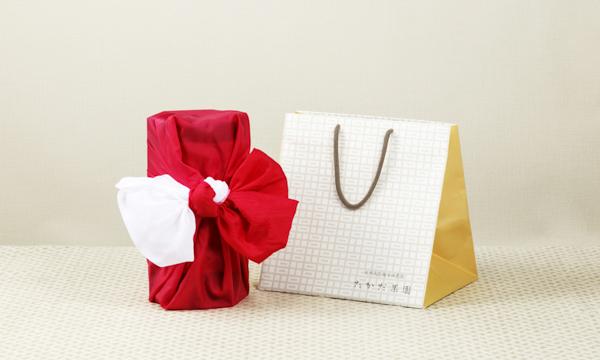 本格梅酒(高田の梅酒)の紙袋画像