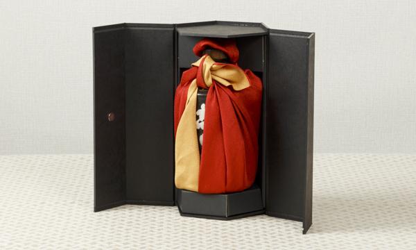 本格梅酒(高田の梅酒)の箱画像